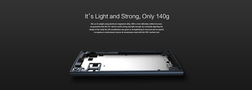 UMI ZERO:It's Light and Strong,Only 140g