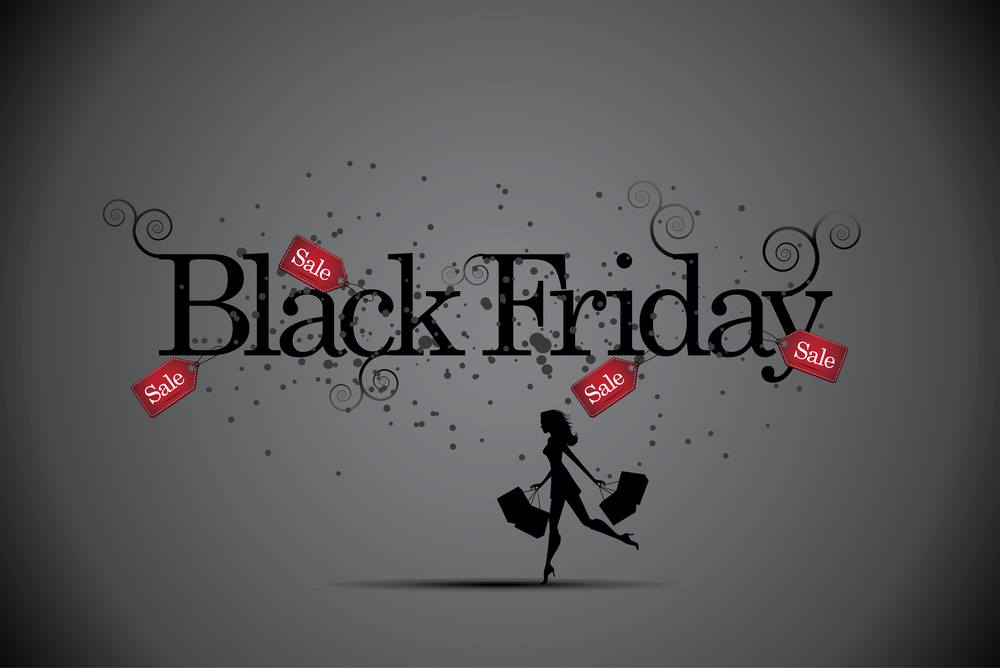 Today is Black Friday,Happy to everyone!What's the biggest