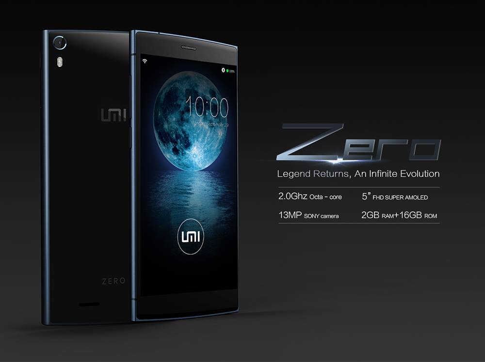 Important News: UMI ZERO will be sold in 25.11.2014. Above all,It's pre-order now and will be shipped 25.11.2014 on chronological order.