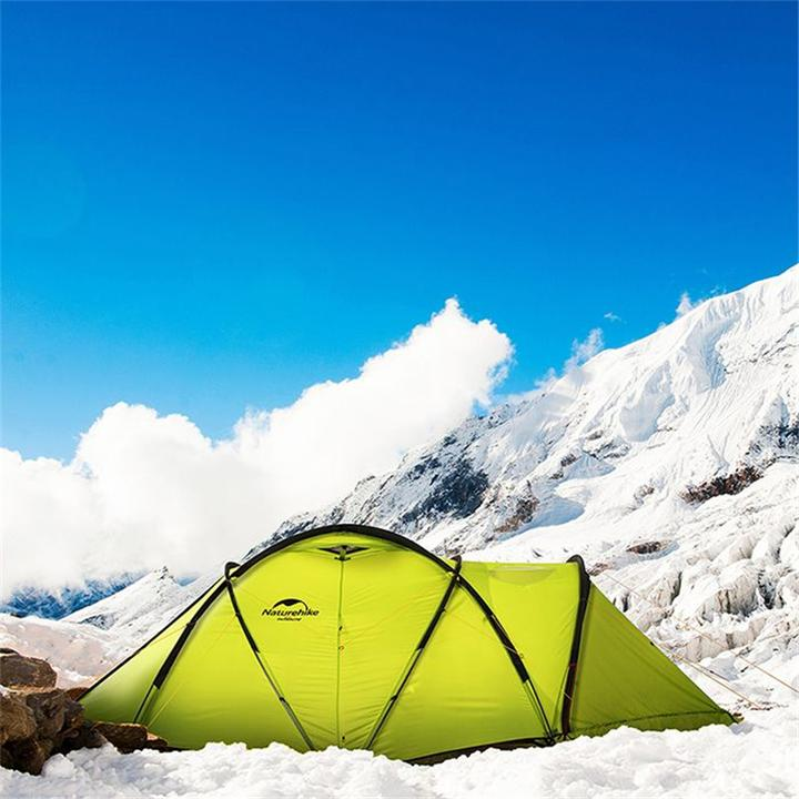 A VERSATILE TENT FOR HARSH ENVIRONMENTS AND LONG HIKES 🏆🏆🏆