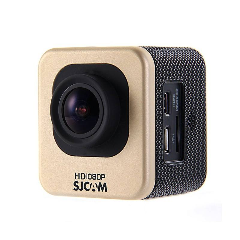 Grab the latest addition to SJCAM line of action cameras.. Introducing the SJCAM M10 Mini Action Camera (Non-Wifi)! ---------------------------------------------------------------------...